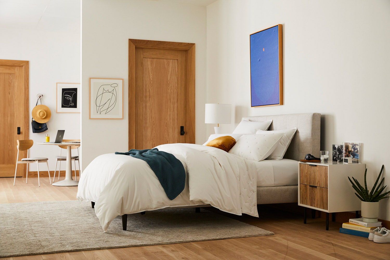 Maxwell Tielman - Modernist Primary Color Studio Apartment